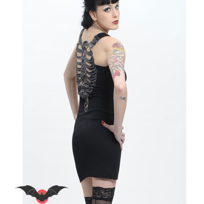 Minifalda negra en 4 - 3 part 4