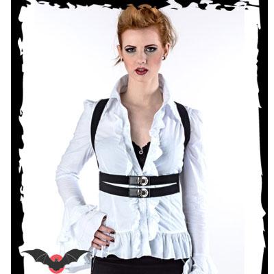 Pamela - Cinturón con tirantes