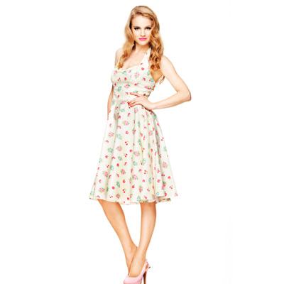 57695a1b1 Bobbi Lee PLUS - Vestido romantico vintage en tallas grandes